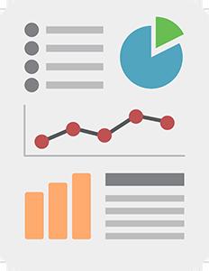 iVote-app data reports