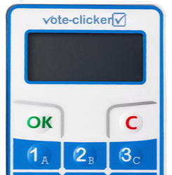 iVote clicker ivote app for blog